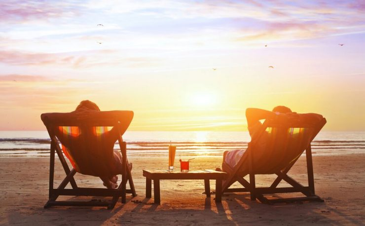 Top Health Benefits of Taking Vacations